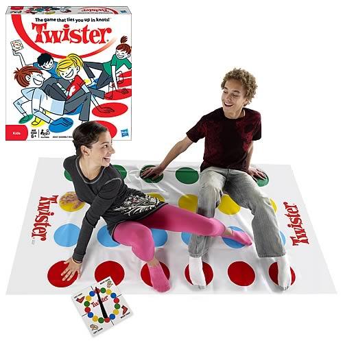 Twister – Little Rascals